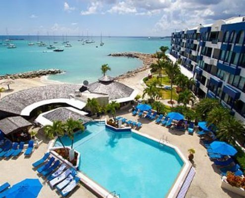 Royal Palm Beach Resort, St. Maarten