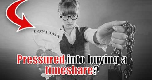 mis-selling timeshare