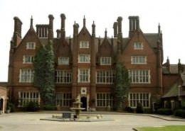 Dunston Hall, Norwich