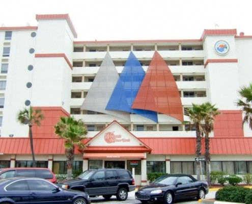 Harbour Beach Resort in Daytona Beach Florida