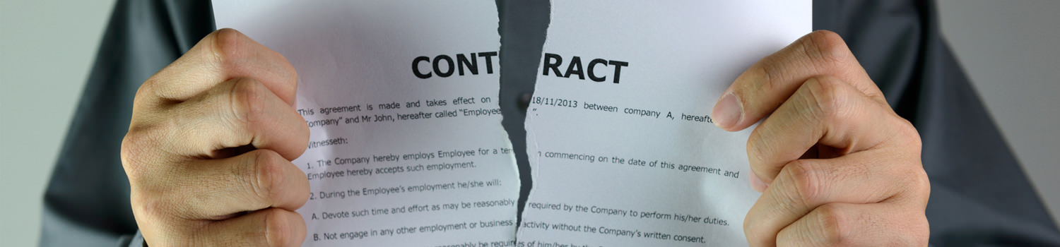 Terminate timeshare contract